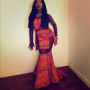 NANA Goddess Gown